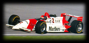 Championship Auto Racing Team on Penske Fue Uno De Los Creadores De La Categoria Cart Championship Auto